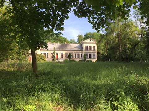 The manor house in Psary – The offer for investor